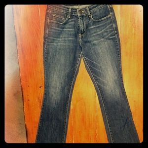 Levi's Bootcut jeans (like new!!)